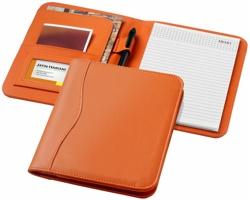 Barevné konferenční desky NIMBA, formát A5 - oranžová