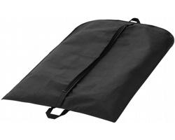 Netkaný vak na šaty JIVE - černá