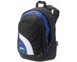 Velký sportovní batoh Slazenger WEMBLEY BACKPACK SPORTY - černá / modrá