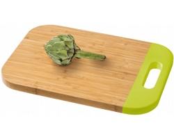 Bambusové krájecí prkénko CASES - jemně zelená