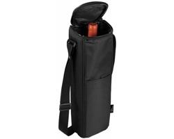Termo taška na víno Paul Bocuse VINE s ramenním popruhem - černá