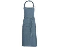 Stylová džínová zástěra Jamie Oliver APRON - džínová modrá