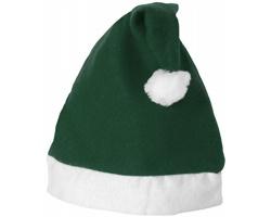 Vánoční čepice GRINCH - zelená / bílá