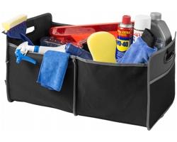 Skládací organizér do zavazadlového prostoru auta CARBAG - černá
