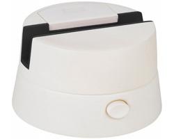 Stojánek na mobilní telefony ARABIC pro panoramatické focení - bílá / černá