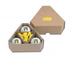 Krabička na golfové míčky TRIANGLE