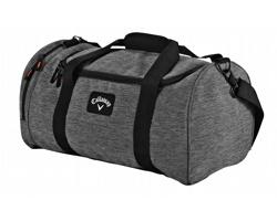 Golfová cestovní taška CALLAWAY SMALL DUFFLE - šedá