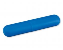 Sada kuličkového pera a mechanické tužky BOON SET v pouzdře - modrá