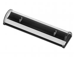 Plastová krabička na 1 pero KIKA - černá