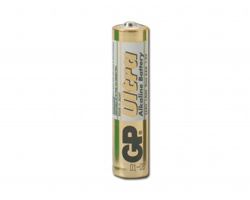 Alkalická baterie BATTERY AAA, typ AAA - modrá