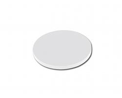 Plastový žeton COUNTER CZ, 10Kč - bílá