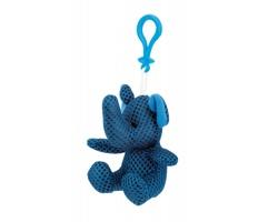 Plyšový přívěsek DUMBO ve tvaru slona - tmavě modrá