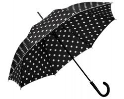 Automatický deštník Santini POPPINS - černá