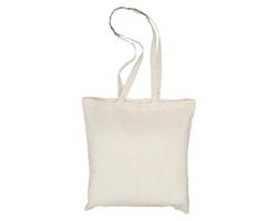 Nákupní taška ALENA I s dlouhými držadly - natural (přírodní)