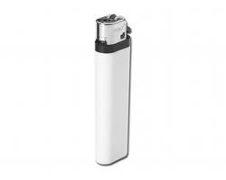 Jednorázový zapalovač MAXI - bílá
