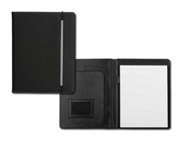 Konferenční desky CHAVIER, A4 s blokem - stříbrná