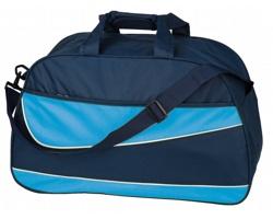 Sportovní taška BRANDON - světle modrá