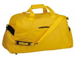 Cestovní taška VERENA - žlutá