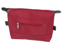 Toaletní taška IDEN - červená