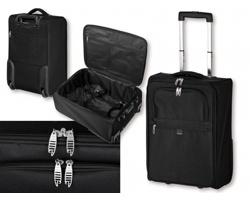 Kufr na kolečkách Santini THORVALD - černá