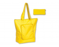 Nákupní termotaška FLEXO - žlutá