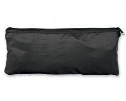 Skládací nákupní taška ARIEN s úchyty - černá