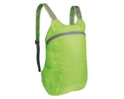 Sportovní skládací batoh JUF - zelená