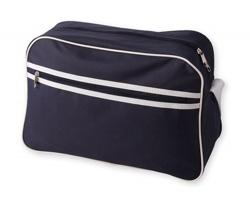 Polyesterová taška přes rameno VONDA - tmavě modrá
