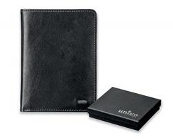 Kožená pánská peněženka Uniko RODRIGO - černá