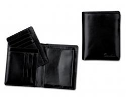 Pánská kožená peněženka Santini COSIMO - černá