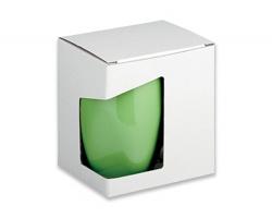 Papírová dárková krabička GB RADWAN II - bílá