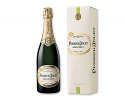 Láhev šampaňského PERRIER JOUET GRAND BRUT, 750ml