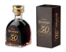 Španělská brandy PRESTIGIO 1946, 700ml
