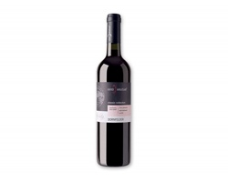 Moravské červené víno Hruška DORNFELDER, 750ml