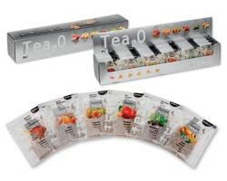 Kolekce ovocných a bylinných čajů Biogena MAXIPACK, 60 čajových sáčků