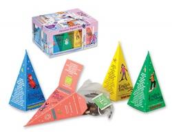BIO sypané čaje English Tea Shop WINTER PYRAMIDS, 12 pyramidových sáčků