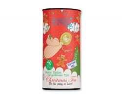 Vánoční bylinný čaj English Tea Shop GINGERBREAD, 40 čajových sáčků