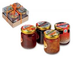 Dárkové balení pečených čajů ROASTITO, 220ml