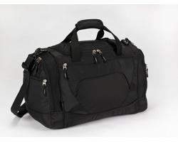 Nylonová sportovní taška BENT - černá