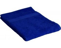 Značkový froté ručník Vanilla Season DEORIA - námořní modrá