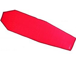 Značková samonafukovací matrace Schwarzwolf REPOSE v pouzdře - červená