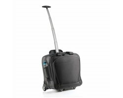 Office taška na kolečkách JERE s kapsou na 15.4
