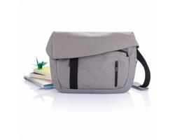 Ekologická taška na notebook RAKED - šedá