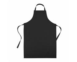 Nastavitelná kuchyňská zástěra GREGG - černá