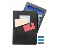 Univerzální kožené desky TOYA s pouzdrem na tablet, 9-10