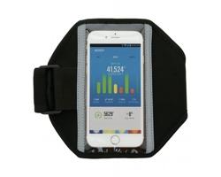 Neoprenové pouzdro na mobilní telefon REVET - černá