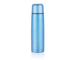 Nerezová termoska BRITT, 500ml - modrá
