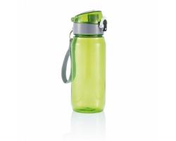 Láhev na pití JOAQUIN s uzamykatelným uzávěrem, 600ml - zelená