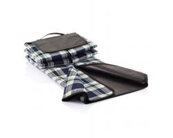 Pikniková deka MARX - tmavě modrá