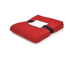 Luxusní přikrývka STOKESDALE - červená